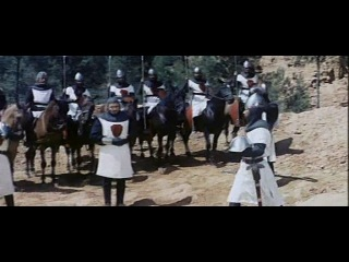 Меч короля / La spada del Cid / 1962